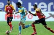 ISL 2020 21: చివరలో అడ్రియెన్ గోల్.. హైదరాబాద్కు మరో డ్రా!
