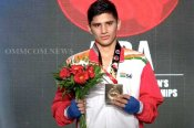 World youth boxing championships: సచిన్ గోల్డేన్ పంచ్.. భారత్కు 11 మెడల్స్!