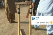 'Out or Not Out?': ఐసీసీకి పాక్ గల్లీ క్రికెటర్ల ప్రశ్న
