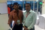 IPL 2020: ఈ మెగా టోర్నీకి స్కోరర్గా వ్యవహరించింది మన జనగాం బిడ్డే..! ఎవరాయన?
