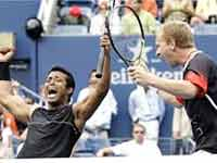 Paes Bhupathi To Clash In Us Open Doubles
