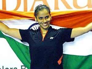 Saina Nehwal Moves Into The Third Round 110811 Aid