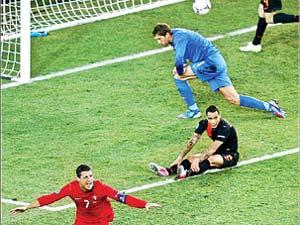 Sports No Great Escape Dutch As Portugal Go Through