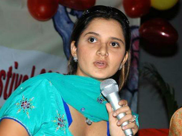 Sports Humiliating Be Used As Bait Paes Sania Mirza