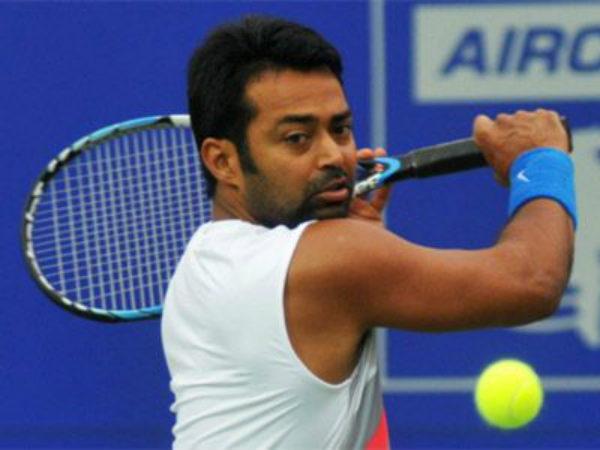 Sports Leander Paes Will Play London Olympics With Vishnu