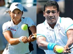 Sports Sania Bhupathi Knocked Of Wimbledon