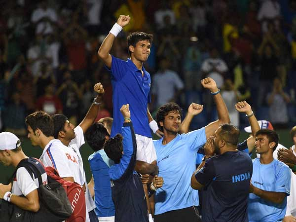 Somdev Records Heroic Win But India Hopes Hanging By Thread