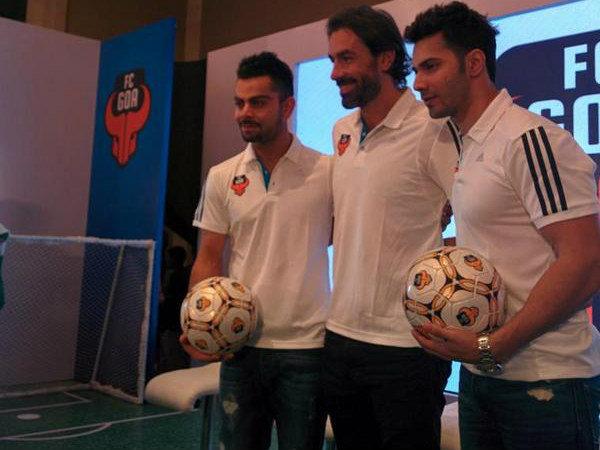 Now Virat Kohli Owns Football Team In Isl