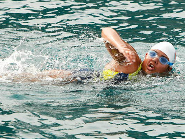 Open Water Swimmer Bhakti Sharma Sets World Record Antarctic Ocean