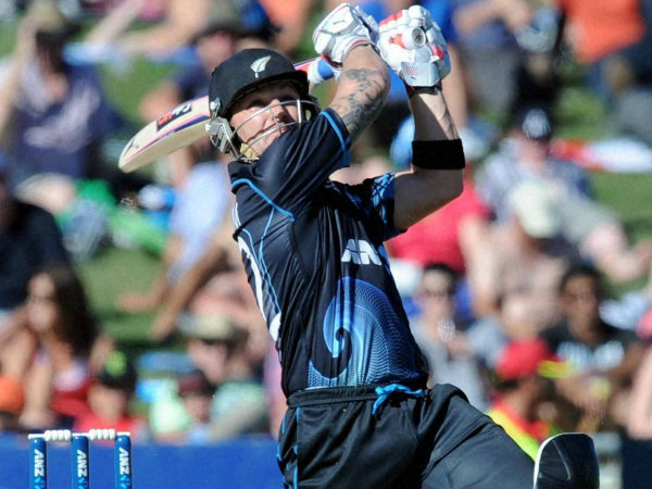 World Cup Record Brendon Mccullum Hits Fastest Fifty Smash