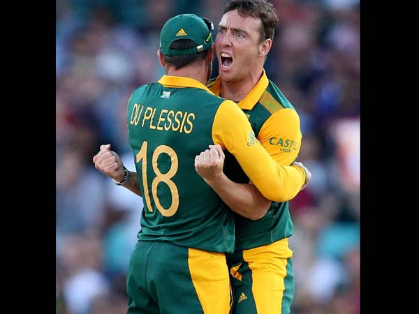 World Cup De Villiers Shines As South Africa Thrash Uae