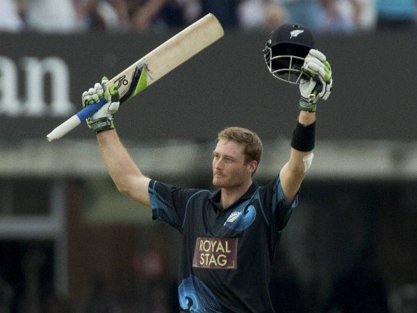 Record Guptill Smashes World Cup S Highest Ever Score Surp