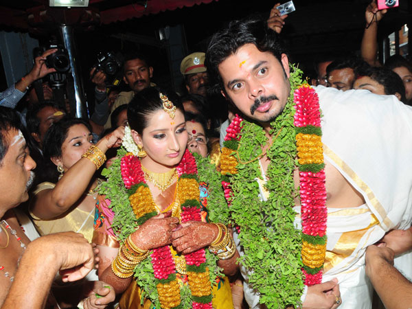 Controversial Cricketer Sreesanth Is Proud Father A Baby Girl