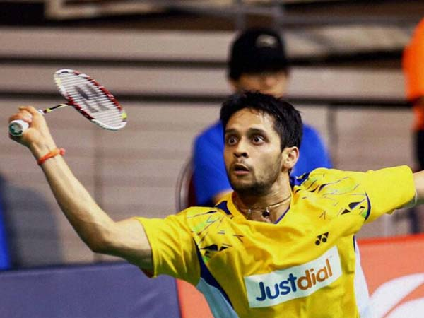 Parupalli Kashyap Stuns World No 1 Chen Long Enters Indonesia Open Semis