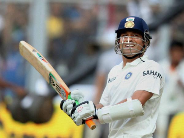 Sachin Tendulkar Voted As The Best Test Player Of 21st Century