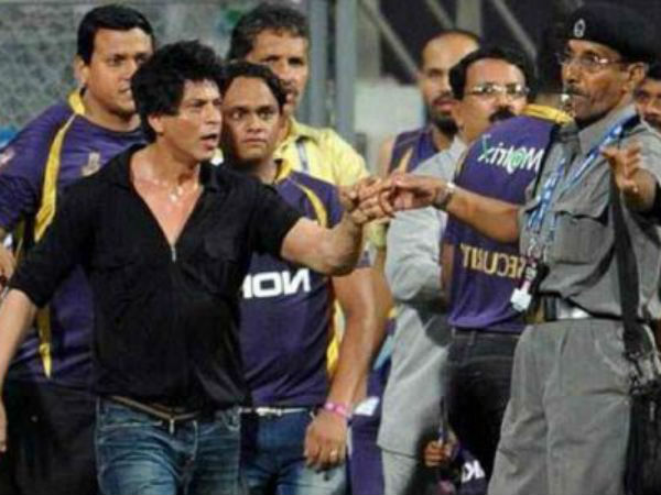 After 3 Years Mca Lifts Ban On Shah Rukh Khan S Entry Wankhede Stadium