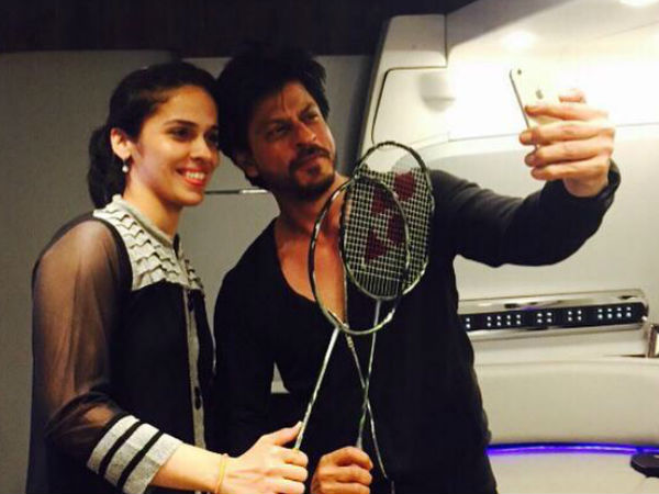 Shah Rukh Khan Wants To Be Saina Nehwal Of Films
