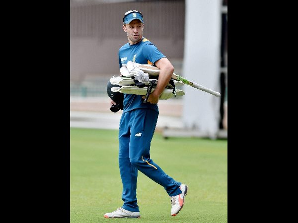 Ab De Villiers Not Feeling Overwhelmed Ahead His 100th Test