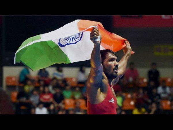 Wrestler Yogeshwar Dutt Launches Attack On Kanhaiya Kumar Hi