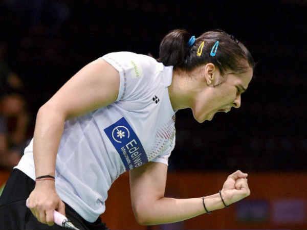 Saina Nehwal Trumps Sun Yu Bag Second Australian Open Title