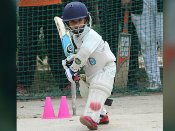 Unbelivable 4 Year Old Boy Selected Play U 12 Cricket Team