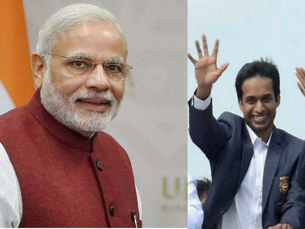 Pm Modi Speaks On Importance Teachers Says Gopichand Grea