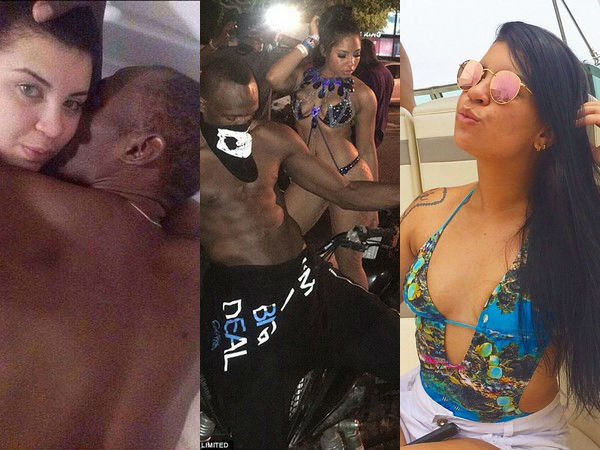 Usainbolt Bed With Girl While His Own Girlfriend Waiting Him