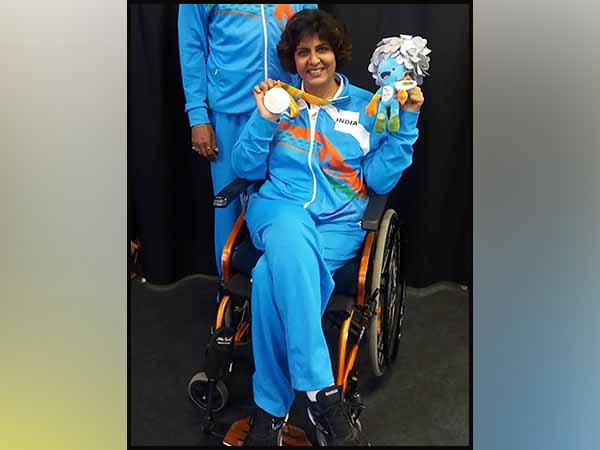 Rio Paralympics Deepa Malik Wins Silver Shot Put