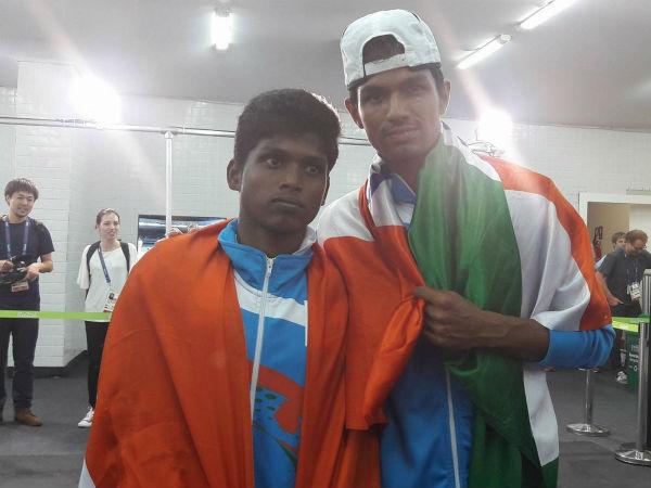 Rio Paralympics 2016 India S Mariyappan Thangavelu Creates