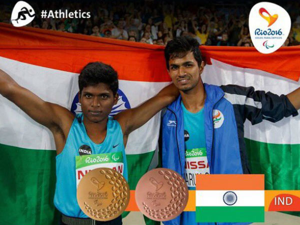 Rio Paralympics Who Is History Maker Mariyappan Thangavelu