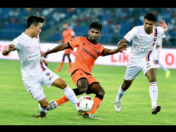 Delhi Play Yet Another Draw 1 1 Stalemate Against Pune
