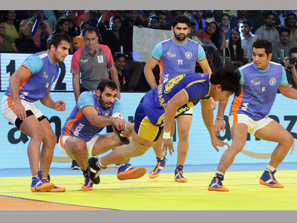 India Crush Thailand 73 20 Semi Final Setup Summit Clash With Iran
