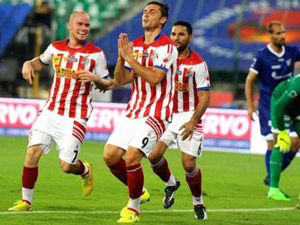 Isl Atk Goa Play 1 1 Draw