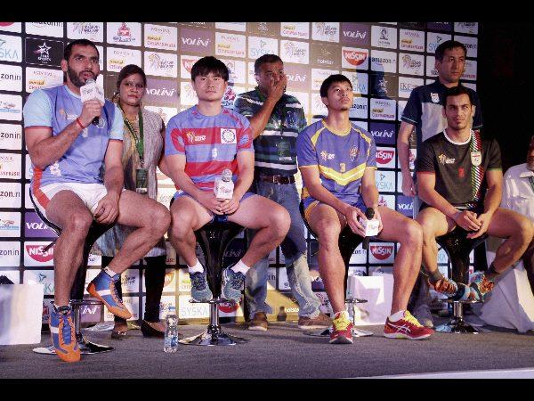 Kabaddi World Cup 2016 India Vs Thailand Semifinal Match To