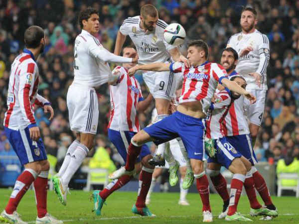 Atletico Madrid Seek Real Madrid Revenge Last Calderon Derby