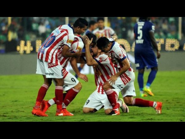 Misfiring Chennaiyin Settle A Point Against Atk
