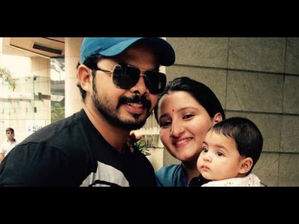 Former Indian Cricketer S Sreesanth Becomes Proud Father Bab
