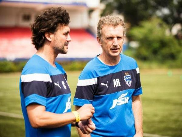 I League Bengaluru Fc Aims Retain Title Says Albert Roca