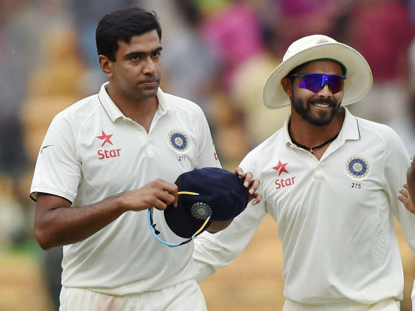 India Vs Bangladesh R Ashwin Ravindra Jadeja Battle No 1 Test Bowler S Rank