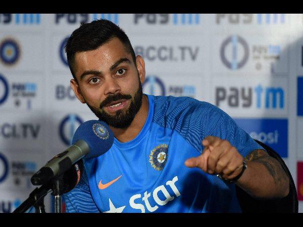 Virat Kohli Replies Failures Bouncer With Smile Question