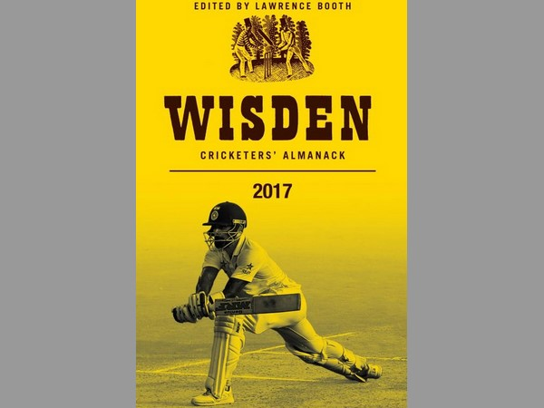 Virat Kohli Unveiled As Cover Star Wisden Cricketers Almanack