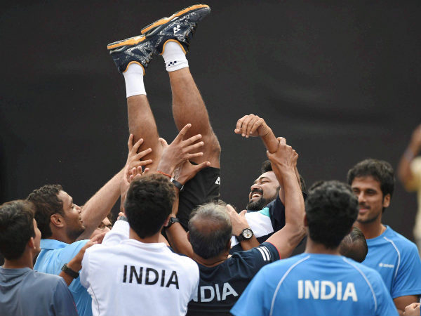 Leander Paes Retained Indian Davis Cup Team