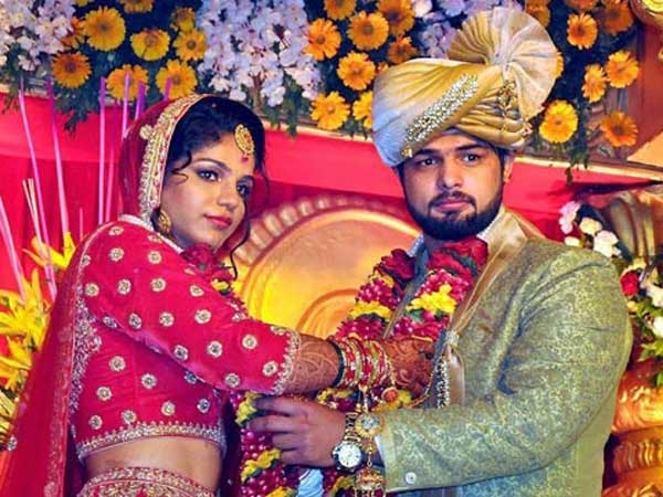 Sakshi Malik Ties The Knot With Satyawart Kadian Virender S