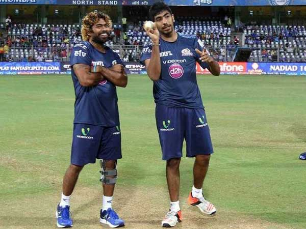 IPL 2017: Lasith Malinga taught me to bowl outswingers, says Jasprit Bumrah