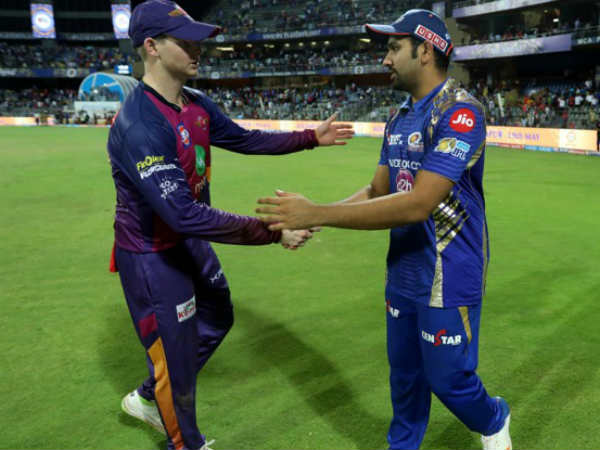 Focus is on playing the right game against RPS, says MI skipper Rohit Sharma