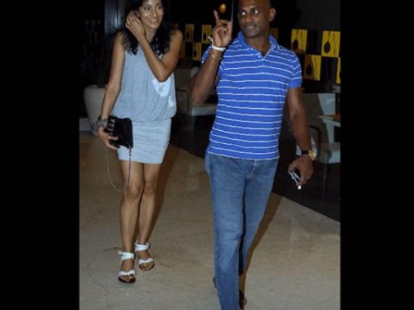 A Private Tape Sanath Jayasuriya Former Girlfriend Leaked