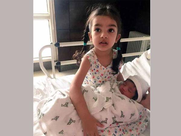 Gautam Gambhir Welcomes Little Angel Family