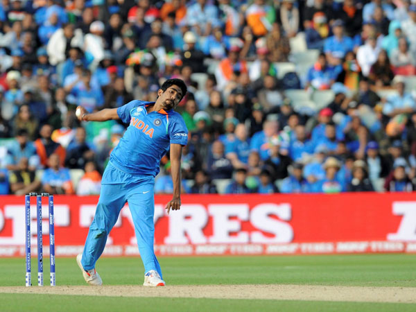Jasprit Bumrah irked by Jaipur Police for using his CT 17 no-ball image