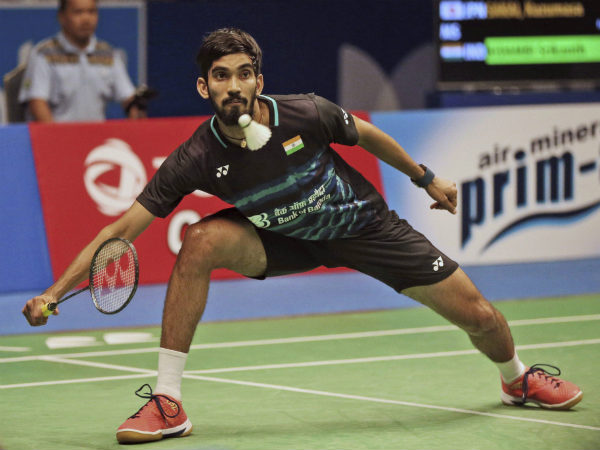 Kidambi Srikanth Wins Australian Open Super Series Title