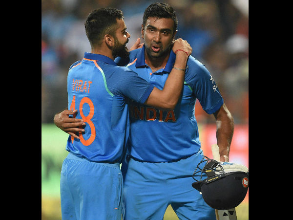 Champions Trophy: No disagreements with Ashwin over selection matters, says Kohli